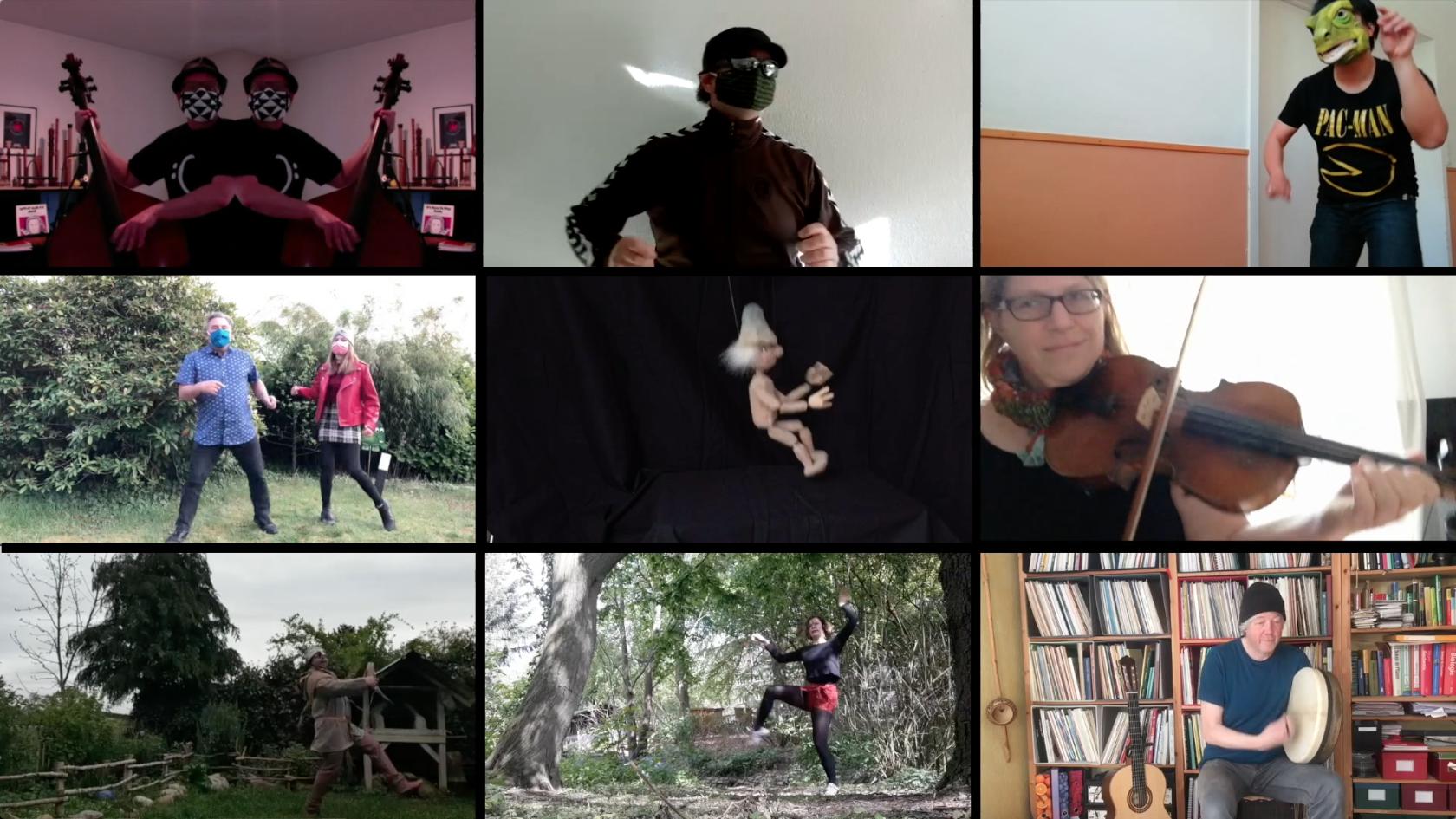 Tanz in den Mai 2020 Video