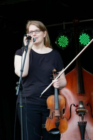 Gika bei Kropp in Concert, Foto: Stephan May