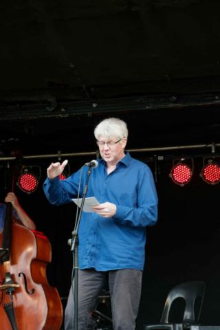 Olaf bei Kropp in Concert, Foto: Stephan May