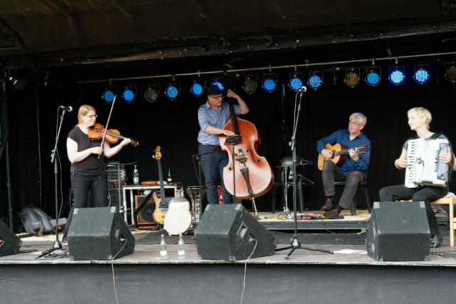 Yonder bei Kropp in Concert, Foto: Stephan May