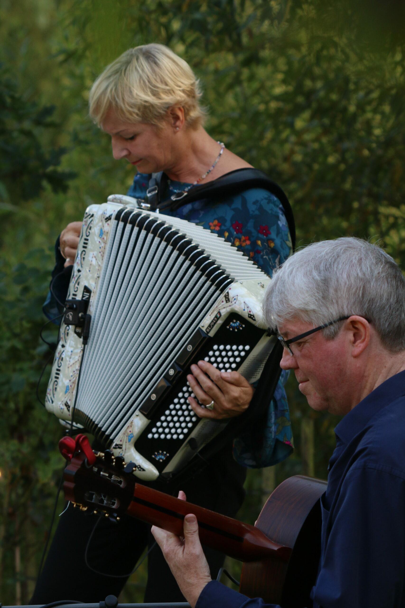 Rike und Olaf, Foto: Karen Mühle-Castillo